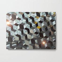 HARPA Metal Print