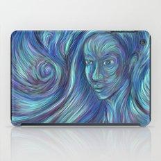 frozen fire iPad Case