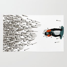 Stop Wasting Arrows And Aim For Its Head, You Damn Fools! V2 Rug