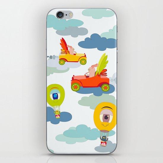 Flying High iPhone & iPod Skin