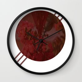 PlantPlanet Wall Clock