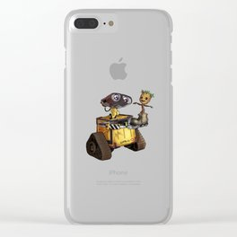 Groott - We are..Friends! Clear iPhone Case