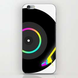Turn the Table iPhone Skin