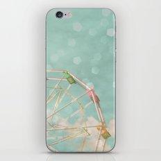 Candy Wheel iPhone & iPod Skin
