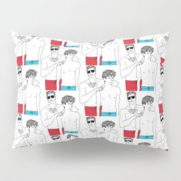 Call Me By Your Name: Oliver and Elio Pillow Sham