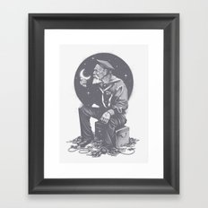 Not All Treasure Is Silver & Gold Framed Art Print