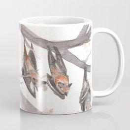 Thirteen Bats Coffee Mug