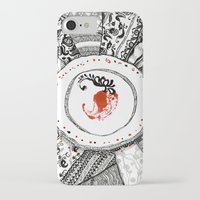 ukraine iPhone & iPod Cases featuring Mood of Ukraine by rusanovska