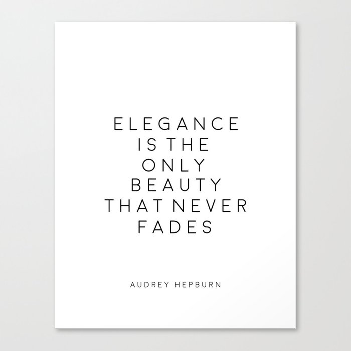 Audrey Hepburn Wall Art Fashion wall Art Audrey Hepburn Quotes ...
