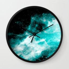 Wonderful Space Wall Clock