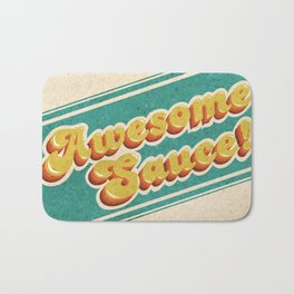 Awesome Sauce! Bath Mat