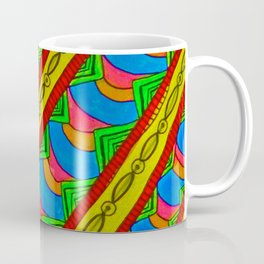 Color in Motion Coffee Mug