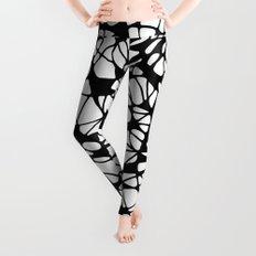 black curves Leggings