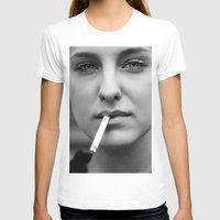 smoking T-shirts featuring smoking by kuzmafoto