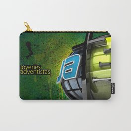 JA street art Carry-All Pouch