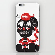 Lord Calaverito iPhone & iPod Skin