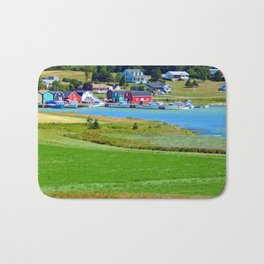 French River Harbour Bath Mat