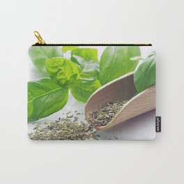 Basil herbs for kitchen Carry-All Pouch