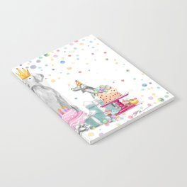 PARTY WEIMS Notebook