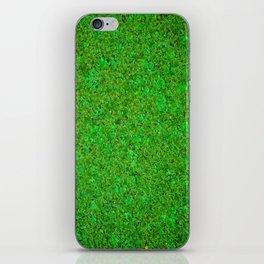 Closer Carpet on amazon river iPhone Skin
