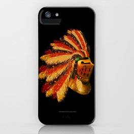 Indian Knight 129WP iPhone Case