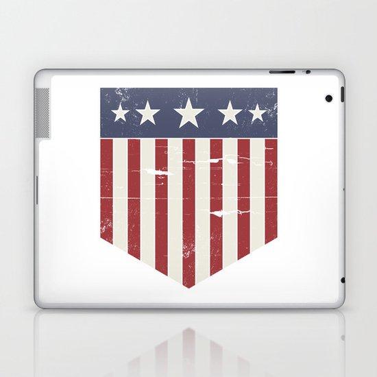 Flag Laptop & iPad Skin