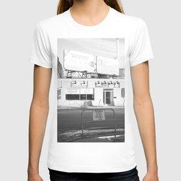 Crosswalk closed use next crosswalk T-shirt