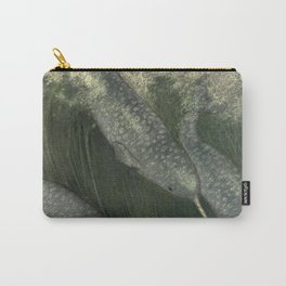 Vintage Narwhal Painting (1909) Carry-All Pouch