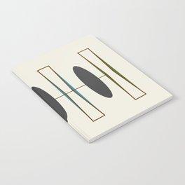 Mid-Century Modern 1.1 Notebook