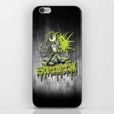 Störenfreak iPhone & iPod Skin
