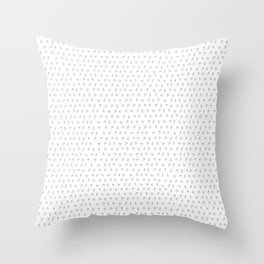 Sign Language Throw Pillow