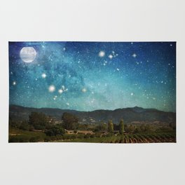 Starlit Vineyard II Rug