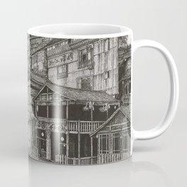 The Xijiang Qianhu Miao Village  Coffee Mug
