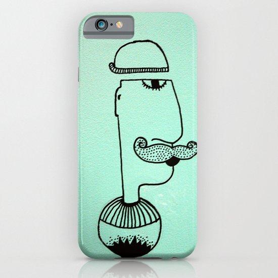 BigBigotes iPhone & iPod Case