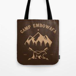 CAMP EMBOWAFA Tote Bag