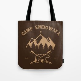 CAMP EMBOWAFA Tote Bag
