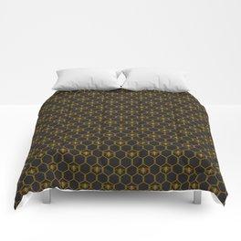 Hexabees Comforters
