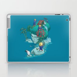 Landscaping Laptop & iPad Skin