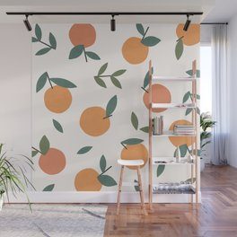 Clementines  Wall Mural