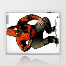 Trouble May Rise Laptop & iPad Skin