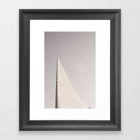 Puerto Madero 4 Framed Art Print