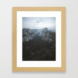 Yosemite Valley   California   John Hill Photography Framed Art Print