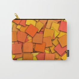 colorful squares Carry-All Pouch