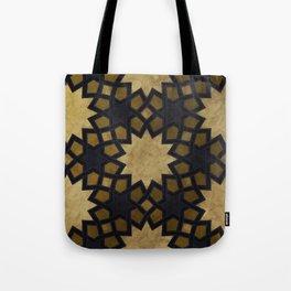 Design based on oriental graphic motifs Tote Bag