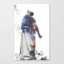 Stirring the Cosmos Canvas Print