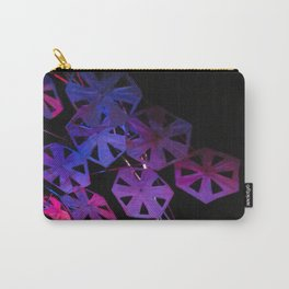 purple paper ponder Carry-All Pouch