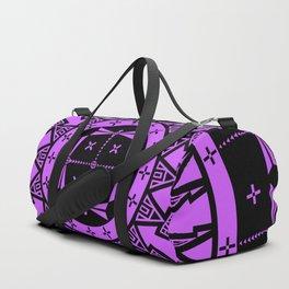 Ancestors (Black Lavender) Duffle Bag