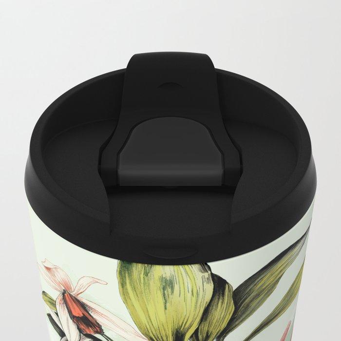Heart Of Birds Metal Travel Mug
