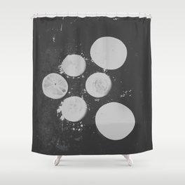 GEOMETRIC SERIES V Shower Curtain