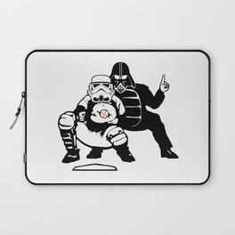 The Umpire Strikes Back Laptop Sleeve